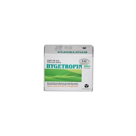 HYGETROPIN 100 I.U. Black Tops