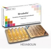 HEXABOLIN PARABOLIN 5x1.5ml vials 76.5mg/ml