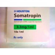Premixed GH Somatropin 100IU, Houston Laboratories